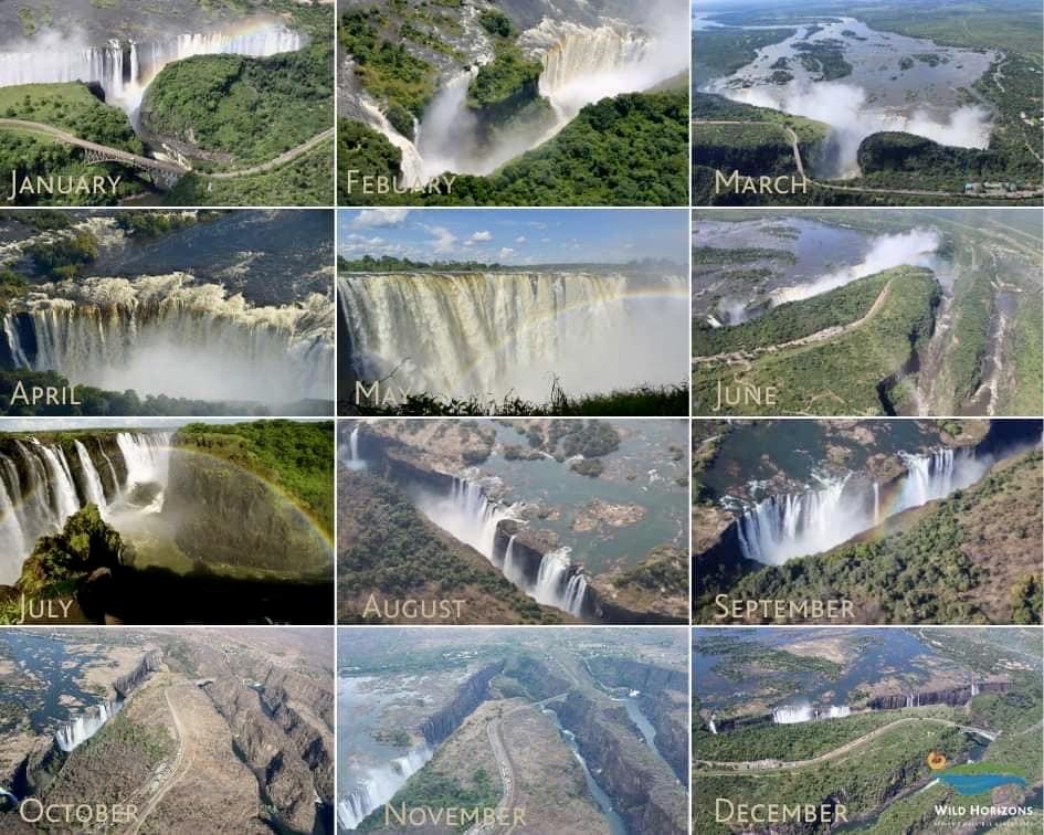 Victoria Falls - Seasonal - Wild Horizons