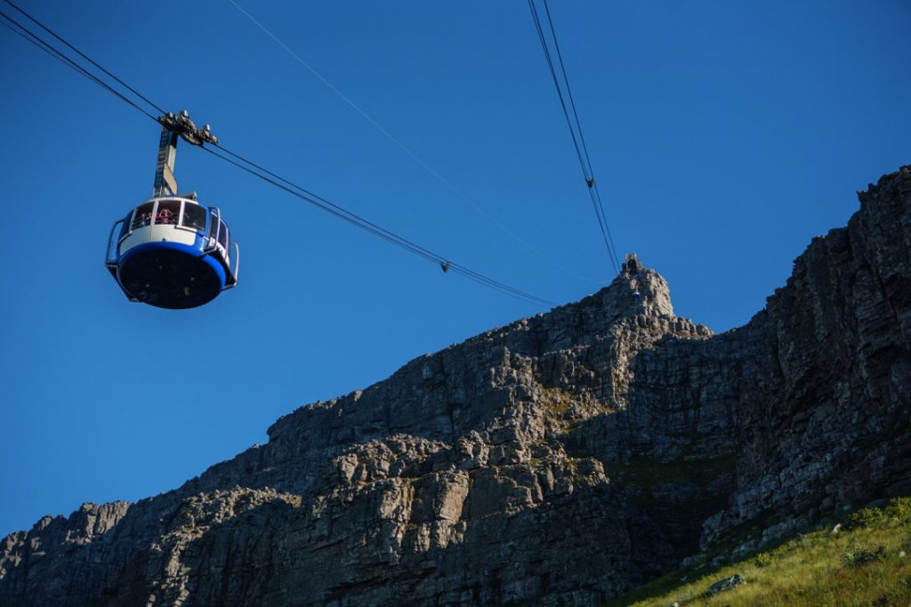 Cable-Car-Cape Town