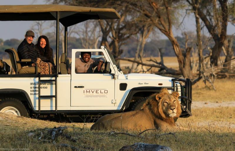 Imvelo - Safari - Zimbabwe