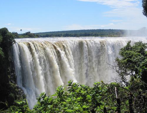 Bli kjent med Zimbabwe